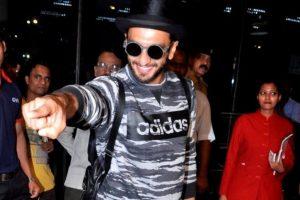Ranveer Singh urges youth to rebel via music