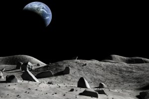 """China, Europe planning to build """"Moon Village"""""""