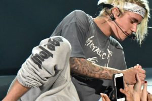 Justin Bieber is 'happy and healthy'