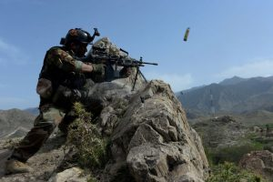 43 militants killed in Afghan operation