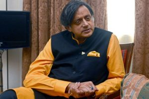 Khattar should be sacked if he doesn't resign: Tharoor