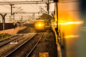 Train services hit due to protest by tribal