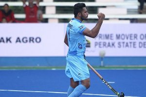 Hockey: Harmanpreet Singh strikes twice as India beat New Zealand