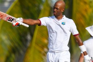 West Indies vs Pakistan: Roston Chase ton gives hosts edge