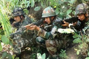 Cordon and search operation underway in Pahalgam