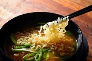 Noodles can now be a healthier option