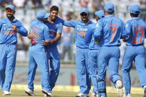 Team India rises to third place in ICC ODI rankings