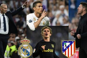 UCL preview: Real Madrid host familiar foes Atletico Madrid in semifinal
