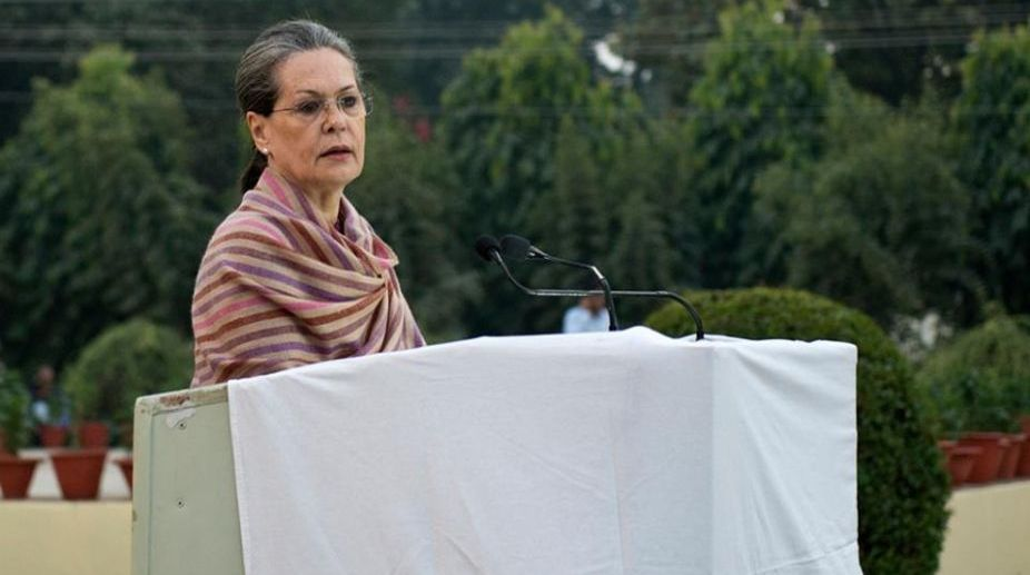Sonia Gandhi, Congress, health