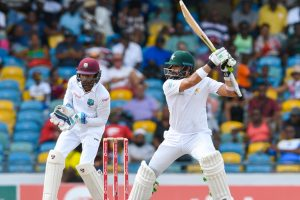 West Indies vs Pakistan: Hosts take late wickets to keep visitors in check