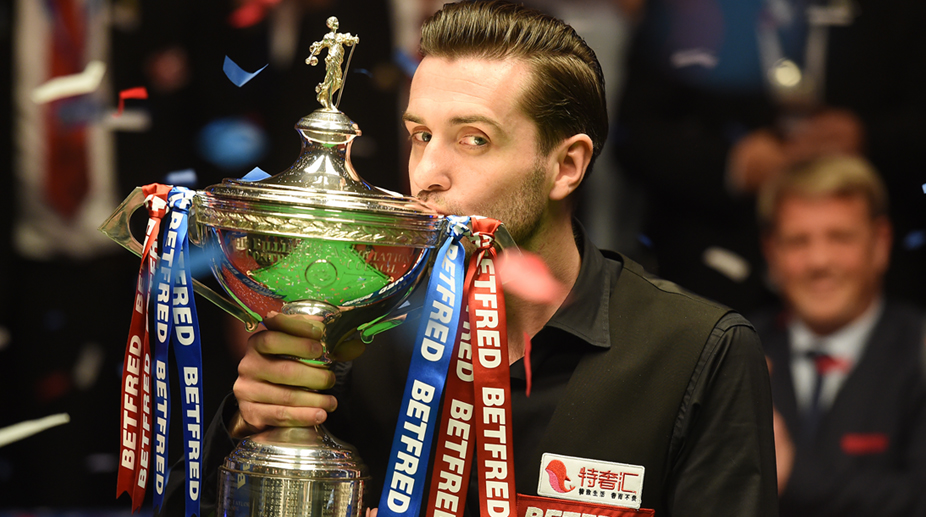 Mark Selby joins elite in retaining world title - The Statesman