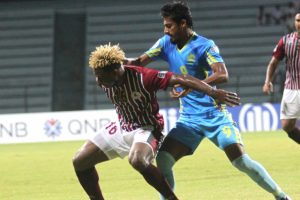 Mohun Bagan look to revive AFC Cup campaign against Maziya