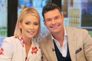 Ryan Seacrest tapped as Kelly Ripa's permanent co-host
