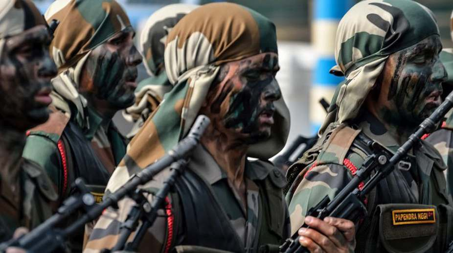 Armed Forces Tribunal, Indian Army, Para SF, Indian Special forces