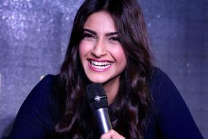 Special mention is encouraging: Sonam Kapoor