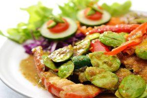 Yongchak Singju – Savour the wonder salad from Manipur
