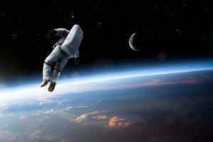 Spacesuits crunch