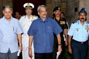Navy will use Vasco airport more in future: Parrikar