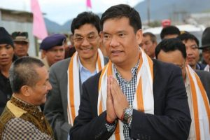 Inter-Ministerial Central team visits Arunachal Pradesh