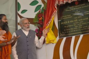 Cleanliness way to disease free India: PM Modi