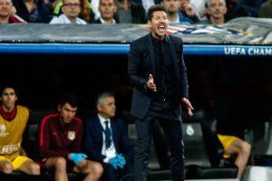 Atletico Madrid coach Diego Simeone bullish after Champions League defeat