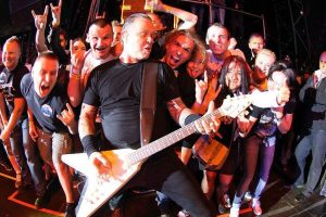 Metallica to live stream rehearsal from final tour