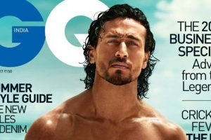 Tiger Shroff takes over GQ's instagram account for a day!