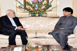 Pakistan, Iran to enhance border security