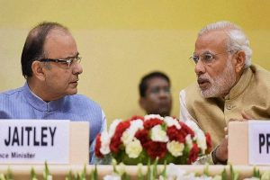 GST, demonetisation having desired impact: Arun Jaitley