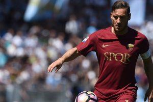 Roma legend Francesco Totti refuses to confirm retirement