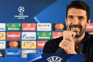 Want to prove I can still play at this level: Gianluigi Buffon
