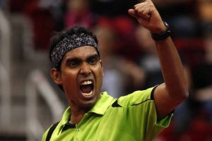 Paddler Sharath Kamal eyes gold at Commonwealth Games