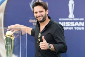 Shahid Afridi misses 'good times with his Indian cricket friends'