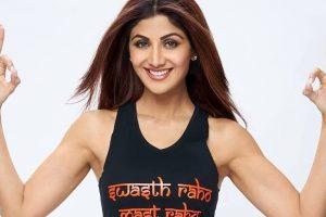 Shilpa Shetty gets yoga challenge on 'Super Dancer…'