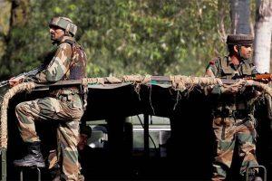 Civilian killed, 3 soldiers injured in Kashmir attack