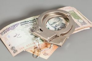 Engineer caught on camera taking Rs. 9-lakh bribe, suspended