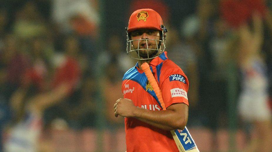 Gujarat skipper Suresh Raina blames bowlers for Delhi debacle