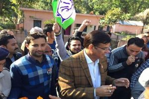 Pritam Singh appointed new Uttarakhand Congress chief