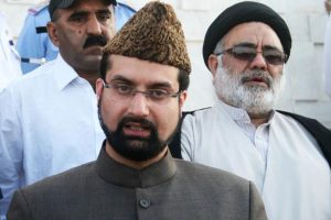 Huriyat leader Mirwaiz Umar Farooq in house arrest