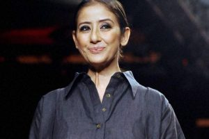 Was extremely nervous to face the camera again: Manisha Koirala