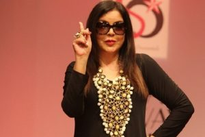 Zeenat Aman files molestation, stalking complaint against businessman