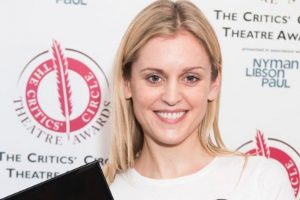 Denise Gough wants to star in a comedy film