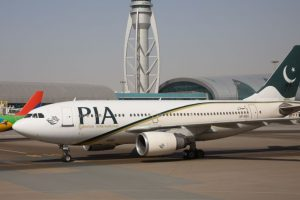PIA pilot in dock for letting passenger into cockpit