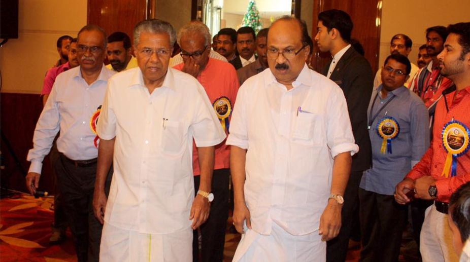 Voting for lone Rajya Sabha seat in Kerala underway
