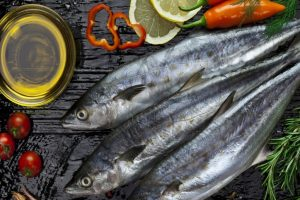Fry fish in Extra Virgin Olive Oil for good health