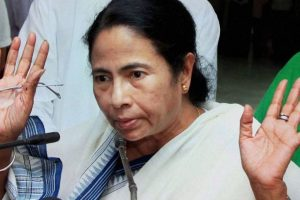 Mamata accuses Centre of conspiracy against her government