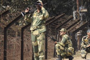 BSF to install alarm system along unfenced border in Meghalaya