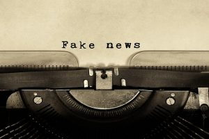Coping with fake news perils