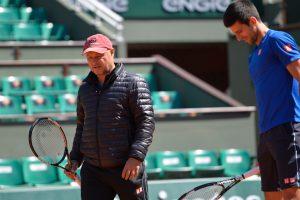 Novak Djokovic splits with coaching staff