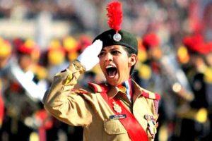 IAF opens recruitment path for women NCC cadets